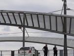 """КОСОВСКА МИТРОВИЦА: Због најаве уклањања """"Парка мира"""" са главног моста на Ибру, Срби страхују за голе животе"""