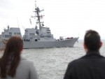 ПРИЈЕТЊА ПО СУВЕРЕНИТЕТ КИНЕ: Амерички разарач у кинеским водама