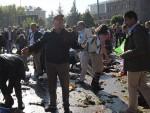 ЖЕСТОК НАПАД НА ТУРСКУ: Најмање 86 мртвих у експлозијама у Анкари