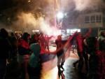 ПОБЕДА СРБИЈЕ У ЕЛБАСАНУ: Славље у Косовској Митровици