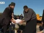 ГОРЊЕ ХРАСНО: Ексхумиране кости српских мученика