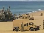ПОРТУГАЛИЈА: Маринци НАТО-a заглављени у песку