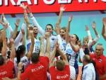 РОТЕРДАМ: Одбојкашице Русије одбраниле европску титулу