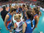 СА РУСКИЊАМА ЗА ФИНАЛЕ: Одбојкашице Србије преокретом до полуфинала!