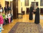 ПАТРИЈАРХ ИРИНЕЈ: Срби морају остати у Вуковару