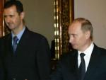 СИРИЈА: Асад захвалио Русији и Ирану