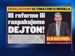 ШТА ЈЕ РЕКАО ХАМОНД: Да ли је британски министар помешао БиХ са британском колонијом из времена империјализма?