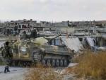 ОФАНЗИВА АСАДА: Сиријска војска истерала џихадисте кључног града јужно од Дамаска