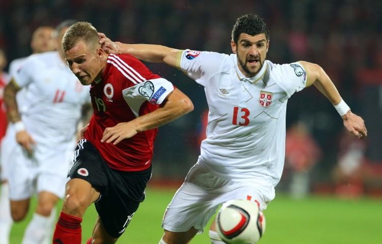 Srbija Albanija