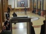 ШТА ЋЕ РЕЋИ ЕВРОПСКИ САВЕЗНИЦИ: Поново сузавац у косовском парламенту