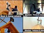 СПЦ: Ове фотографије доказују да нема разлике између злодела ИСИС и албанских терориста