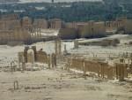 НАСТАВЉА СЕ УНИШТАВАЊЕ: Исламисти разнели Тријумфалну капију у Палмири