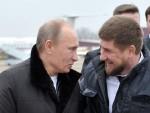 """СОЧИ: Путин и Кадиров тестирају """"ладу весту"""""""