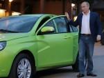 "СОЧИ: Владимир Путин тестирао нову ""ладу"""