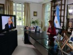 КРИСТИНА ХЕРНАДЕС: Путин је свјетски лидер у борби против тероризма