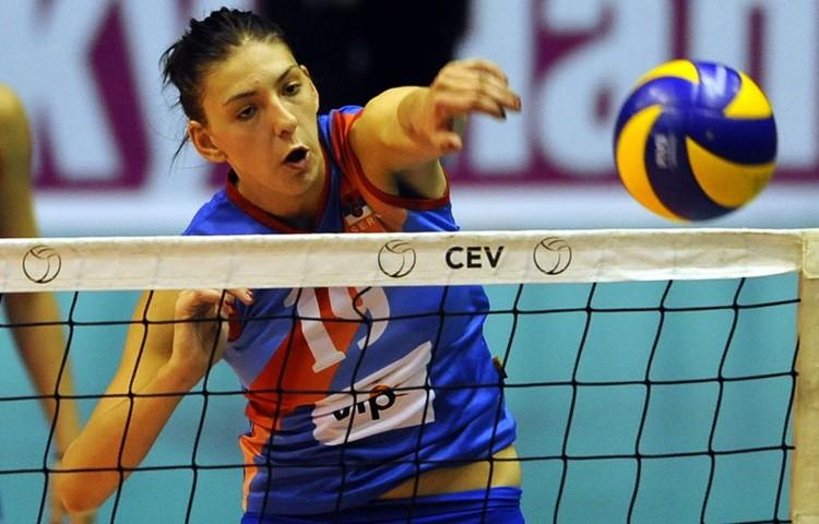odbojkasice Tijana Boskovic