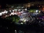 ПОДГОРИЦА: Полиција бацила сузавац испред Скупштине Црне Горе