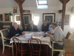 АНДРИЋГРАД: Одржан састанак Међународног одбора Андрићевог института за обиљежавање  стогодишњице Првог свјетског рата