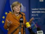 МЕРКЕЛ: Ако затворимо границе на Балкану би могао избити рат!