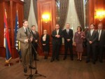 ВУЧИЋ У САРАЈЕВУ: Сити смо ратова, очуваћемо стабилност у региону