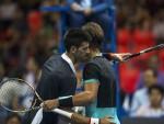 ШАМПИОНСКА ПАРТИЈА: Новак се изједначио са Рафом за финале Лондона!
