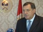 ДОДИК: Честитам Србији на великом међународном успјеху!