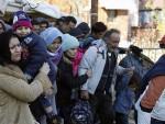 ЂЕВЂЕЛИЈА: Напето на граници Грчке и Македоније, полиција враћа избеглице