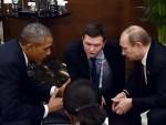 ПЕСКОВ: Сусрет Путина и Обаме није прекретница, наставити дијалог