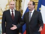 БОРБА ПРОТИВ ТЕРОРА: Путин и Оланд одлучно за формирање коалиције