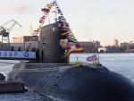 """САНКТ ПЕТЕРБУРГ: Подморница """"Краснодар"""" ушла у састав ратне морнарице Русије"""