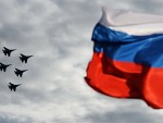 БЕОГРАД: Окупљање испред Амбасаде Русије, подршка руском народу