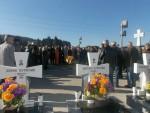 СОКОЛАЦ: Сахрањена Јела Ђуричић, у рату изгубила два сина и супруга