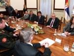НИКОЛИЋ: Снажно пријатељство са Белорусијом