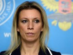 ЗАХАРОВА: Моли се Русија да не дира турско–сиријску границу