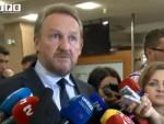 САРАЈЕВО: Изетбеговић одбацио тврдње о новој организацији ФБиХ