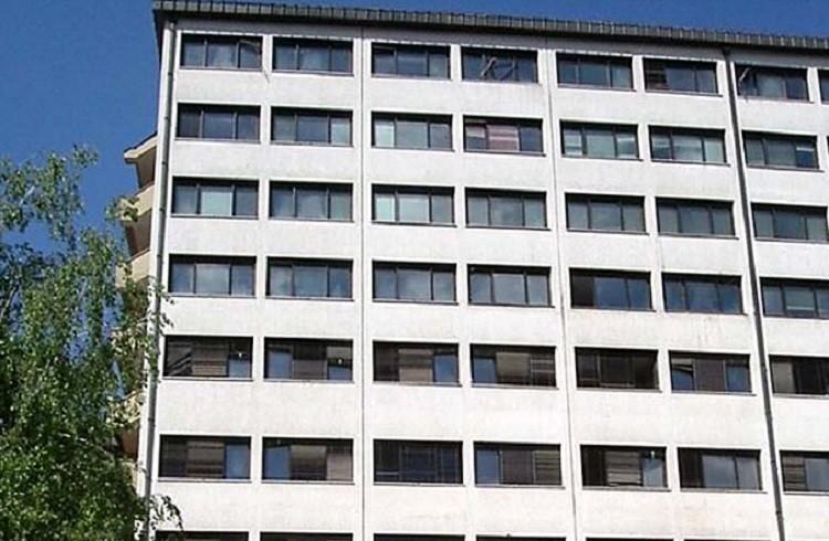 Zgrada uzicke Opste Bolnice