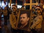 УПРКОС РАТУ: Хришћани у Дамаску обележили Божић