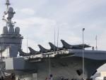 ОЛАНД: Носач авиона Шарл де Гол прелази у Персијски залив
