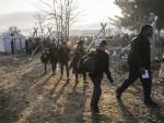 АТИНА: Грчка затворила прелаз на граници са Македонијом