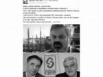 ВУКОВАР: Хорватић упутио пријетње Станимировићу и Пуповцу