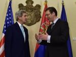 КЕРИ ВУЧИЋУ: Честитам, водите Србију ка ЕУ најбрже што је могуће