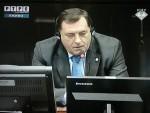 ДОДИК СВЕДОЧИ У ХАШКОМ ТРИБУНАЛУ: Алија Изетбеговић је директно увео народ у рат!