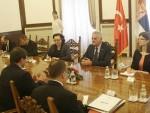 БЕОГРАД: Давутоглу тражи од Николића помоћ за решавање спора са Русијом