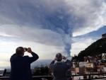 СИЦИЛИЈА: Етна избацила облак висок седам километара