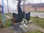 ГОРАЖДЕВАЦ: Подигнут нови споменик жртвама НАТО бомбардовања