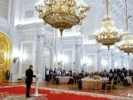 ПУТИН: Патриотизам је светиња јер надахњује нова покољења бранилаца Русије