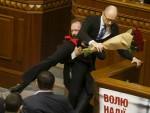 ДЕМОКРАТЕ: Смешне сцене из Парламента Украјине запалиле интернет