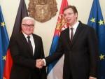 ВУЧИЋ-ШТАЈНМАЈЕР: Њемачка пуна поштовања за напредак Србије