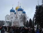 ГОРАН ЛАЗОВИЋ У СЕРГЕЈЕВОМ  ПОСАДУ: Русија се с Богом граничи