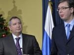 ТРАЖИ ГРОБ ПРЕТКА У СРБИЈИ: Рогозинова молба Вучићу